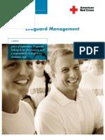 Life Guarding Management Manual