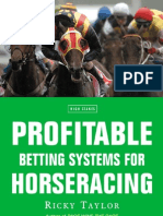 Speed Rating Algorithm | Handicapping | Jockey