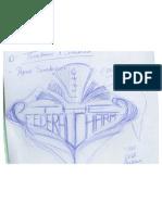 Federal Charm Brand Identity Sketches