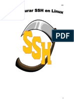 Configurar SSH en Linux