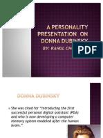 Donna Dubinsky