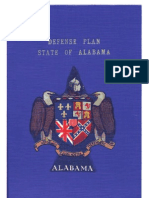 Alabama State Guard Plan (1940)