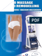 Massaggio Endodermico con Ultrasuono