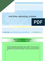 Rtos and Unix Basics