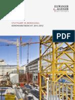 Stuttgarter Büromarktbericht 2011/2012