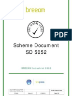 BREEAM Industrial 2008 Assessor Manual. Issue 4.0