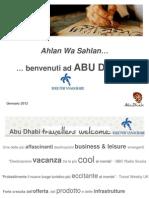 Abu Dhabi Presentation AGENTI VIAGGIO Gennaio IPV