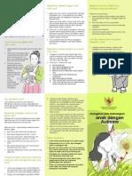 Leaflet Anak Autisme