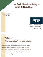 Merchandise (Preeti)