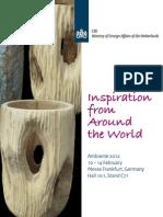 CBI Ambiente Participants 2012 Catalogue