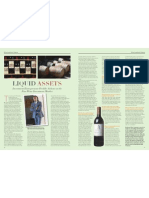 Liquid Assets- Investment Entrepreneur Freddie Achom On The Fine Wine Investment Market