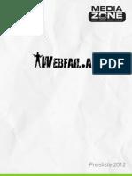 Preisliste_Webfail_Mediazone