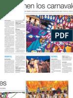 Fiesta de Carnavales en el Perú
