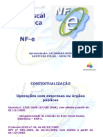 Apresentacao Nota Fiscal Eletronica _NFe