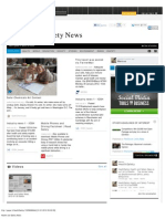 Health and Safety News, 2012-01-31 Edition