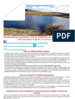 Manifeste Marcha Del Agua- 27Jan-JL-SV