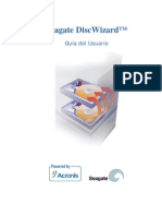 Seagate Disc Wizard Guia Del Usuario