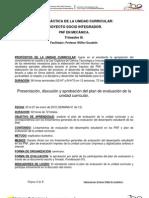 Plan de Evaluacion PSI