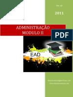 Administração Módulo II