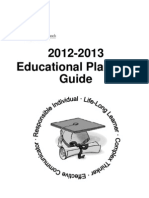 Educational Planning Guide 2012-2013