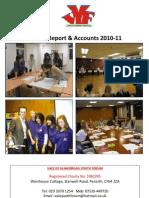 VYF Annual Report 2010 - 2011