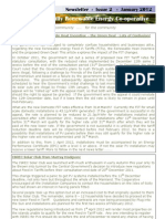 ISREC Newsletter 02a - January 2012