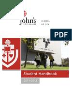 Student Handbook 2011-12 v5