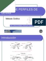DISEÑO DE PERFILES DE LEVAS