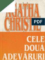 Agatha Christie- Cele Doua Adevaruri
