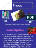 frog ppt