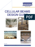 Castellated Beam Design Conformation And Examples