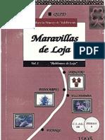 Maravillas de Loja  http://www.identidad.ccd.ec/  best books of america.
