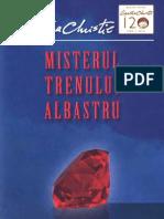 Agatha Christie- Misterul Trenului Albastru