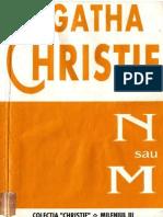 Agatha Christie N Sau M