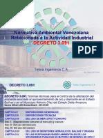 08 Normativa Ambiental Venezolana 3091