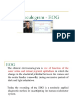 The Electrooculogram EOG