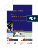 Maca - Database