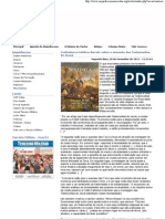 Conferência Católica discute sobre o aumento das Testemunhas de Jeová