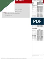 KotakSecuritiesLtd India Daily Results HDFC,IndusIndBankUpdates Strategy 2011-7-11
