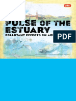 Pulse 2011 - Effects on Aquatic Life
