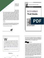 Eco Hike Brochure