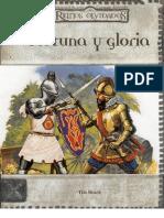 Reinos Olvidados - Fortuna y Gloria Escenario
