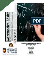 Curso de Matemática Básica - Amostra - (Douglas Franco)