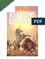 beagle, peter - el último unicornio