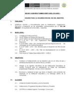Directiva Dia Del Maestro
