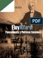 Libro Eloy Alfaro. Políticas Sociales.