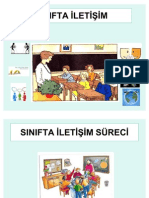 2010- 2011 SINIF YÖNETİMİ SUNUMU 8 - SINIFTA İLETİŞİM SÜRECİ son