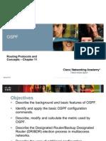Chapter 11 OSPF