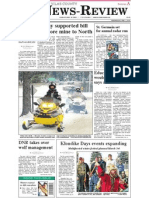 Vilas County News-Review, Feb. 1, 2012 - SECTION A