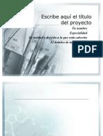 Anteproyecto Plantilla